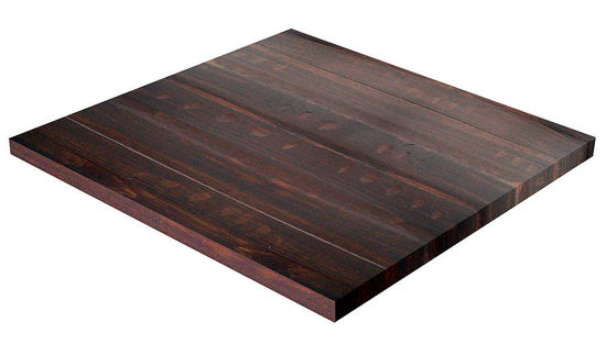 Picture of Pine Table Top Heavy Distress Plank Style
