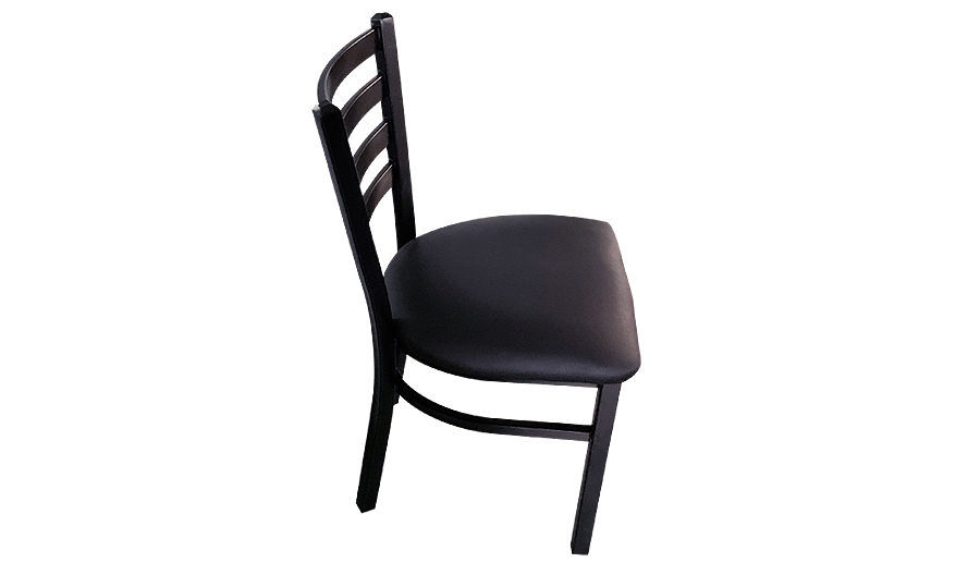"Dining 18"" Ladderback Cafe Brewery Eatery Chairs"