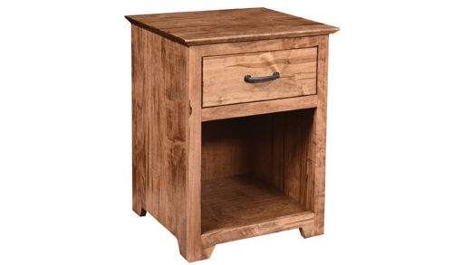Picture of Contemporary Collection 1 Drawer Nightstand