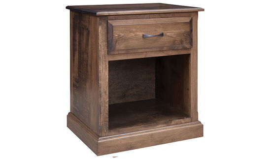 Picture of Grand Manor 1 Drawer Nightstand