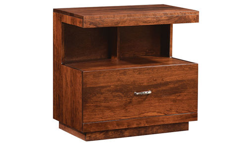 Picture of Berkeley Collection 1 Drawer Nightstand