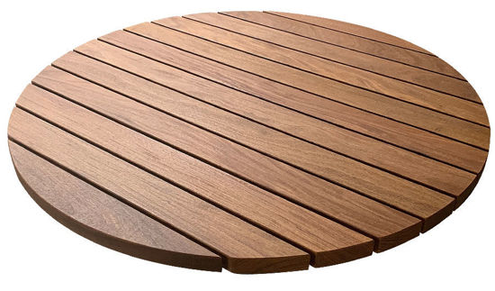 Picture of Brazilian Teak Round Patio Top