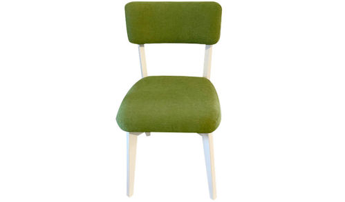 "Picture of 33"" Nikki Side ChairFully Upholstered Seat and Back"