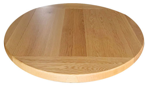 Picture of White Oak Flip Table Top